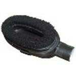 Black Animal Grooming Brush