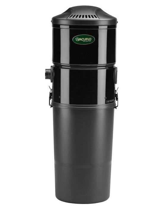 Maxum 9 Central Vacuum System - Gary's Vacuflo