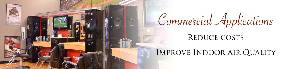 Commercial Applications - Improve Indoor Air Quality - Gary's Vacuflo