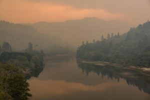 You Can Use a Central Vacuum System Even When Affected by Smoke From Forest Fires