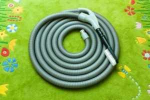 Options for Central Vacuum Hose Management