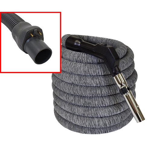 acuflo 30ft Hose W/ Sock and Switch central vacuum parts